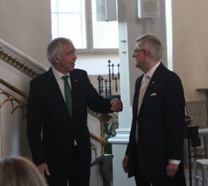 Håkan Sund & Ola Brandelius