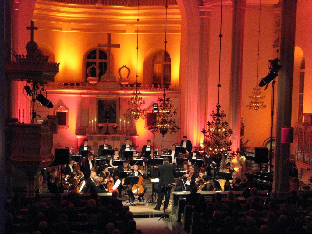 Nyårskonsert Dalasinfoniettan  jan 2013