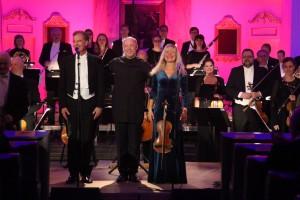 Olle Persson Lena Willemark Dalasinfoniettan Nyårskonsert jan 2018