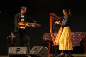 Olof Johansson & Catriona McKay feb 2018